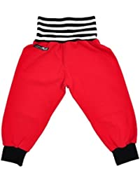 Baby Friday - Sarouel / Pantalon Ample - Aladdin - Couleur : Fraise - Taille : 0-3 Mois