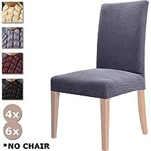 Amazon.es: fundas para sillas de comedor - Envío internacional elegible