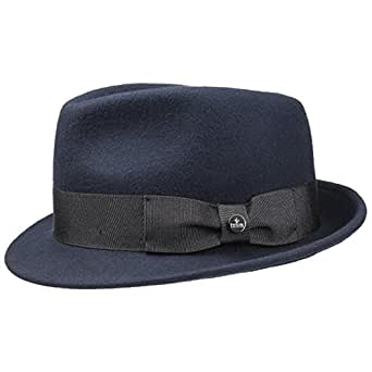 Immagine non disponibile. Immagine non disponibile per. Colore  Lierys  Classic Wool Trilby ... bf8e359aabe7
