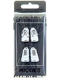 Hickies 1.0 Originals elastische Schnürsenkel, unisex, Einheitsgröße, kein Schuhe binden, für alle Schuhe geeignet