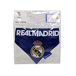 Real Madrid Bn-01-Rm Bandana pour Chien 21 g