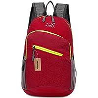 LEHIGH Packable Leggero Esterna Impermeabile di Viaggio Zaino Trekking Arrampicata Sportiva di Daypack Dello Zaino 20L Rosso - Camelbak Bambini Zaino