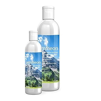 amineon - organischer bio Dünger aus Gras, flüssig und 100% vegan, 500ml, 1.000ml mit Aminosäuren, Milchsäuren, Zucker und Mineralien von Biofabrik Green Refinery bei Du und dein Garten