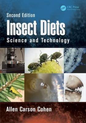 insect-diets-science-and-technology-by-author-allen-carson-cohen-published-on-june-2015