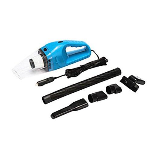 tragbare Auto Vakuum vleaner nassen und trockenen Doppelnutzung mit Leistung 120W 12V 5 Meter Kabel Super absorbieren , blue (Shop-vakuum-kommerzielle)