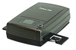 Reflecta ProScan 7200 (3600 DPI, extrem schnelle Scanzeit, Staub- u. Kratzerentfernung)