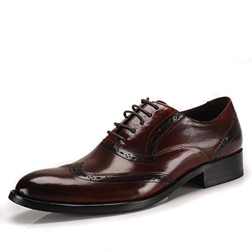 Automne hiver Fashion Business Casual vent britanniques Casual hommes fait chaussures