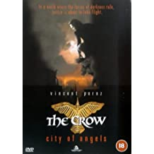 The Crow - City Of Angels [DVD] [1996] by Vincent Perez