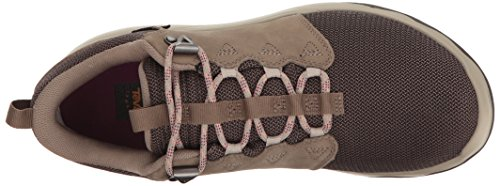 Teva Arrowood Wp W's, Scarpe da Arrampicata Basse Donna Marrone (Walnut)