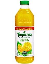 Tropicana Jus de d'Orange 1,5 L - Pack de 6