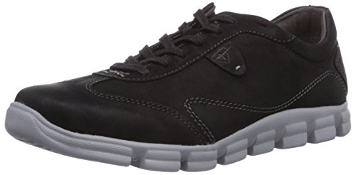 Tamaris 23702, Low-Top Sneaker donna Nero (Nero (Black 001))