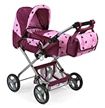 Bayer Chic 2000 586T78 Poussette Combinée Bambina Rose