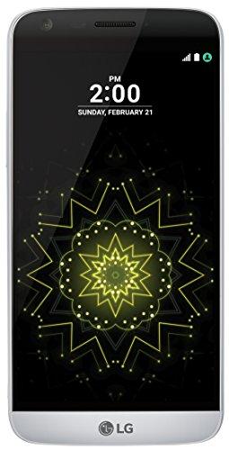 Phone Entsperrt 3g Lg (LG G5 32GB SIM-Free (Entsperrt)) Smartphone (T-Mobile Gebrandet) - Silber)