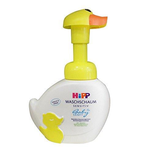 HiPP Babysanft Waschschaum Ente sensitiv 250 ml