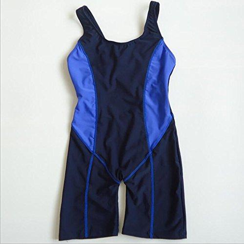 GGQQ Badeanzüge Für Kinder Badeanzüge Für Mädchen Schwimmanzüge Für Kinder Schwimmanzüge Für Wettkampfbekleidung Boxer-Badebekleidung,M