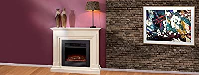 British Fire Fireplaces Barcellona Suite bioethanol Fireplace BBARCECOBDL