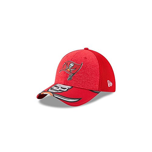 New Era 39Thirty Cap - NFL 2017 DRAFT Tampa Bay Buccaneers -
