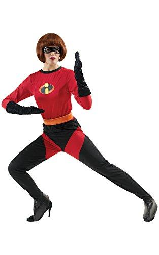 Rubie 's Offizielles Damen Mrs. Incredible, Erwachsene Kostüm-Kleine