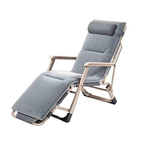 YCSD Klappliege Sonnenliege Relax Nickerchen Bürostuhl Einzelbett, automatische...