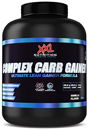 XXL Nutrition Complex Carb Gainer
