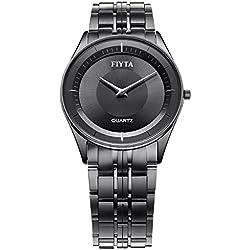 FIYTA Men's Steel Quartz Watch - Joyart