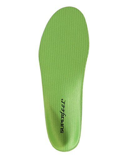 Superfeet Unisex Adults' Green Orthotic Insole