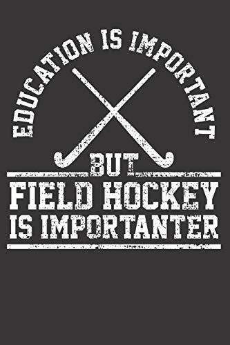 Zoom IMG-2 field hockey sports humor notebook