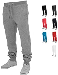 Urban Classics Herren Hose Straight Fit Sweatpants