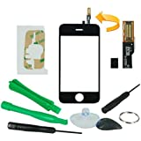 DIGIFLEX iPhone 3G LCD tactile de remplacement verre écran numériseur
