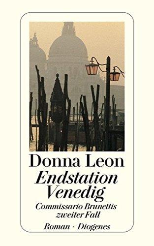 Buchseite und Rezensionen zu 'Endstation Venedig' von Donna Leon