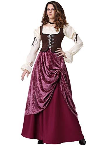Women's Tavern Wench Fancy Dress Costume ()