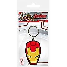 Los Vengadores - Iron Man Llavero (6 x 4cm)