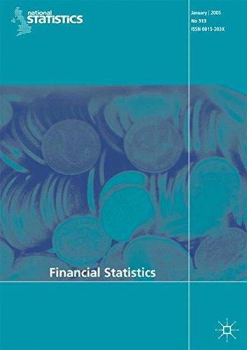 Financial Statistics No 516 April 2005: April 2005 v. 516 por The Office for National Statistics