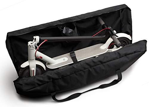 lamaki:lab Transporttasche 110 * 45 * 50 cm E-Scooter Hochwertig Stylisch Komfortabel Universal Xiaomi Mijia M365 Elektro Roller Tragetasche Bag Lenker Robust Reissfest hohe Qualität wasserabweisend