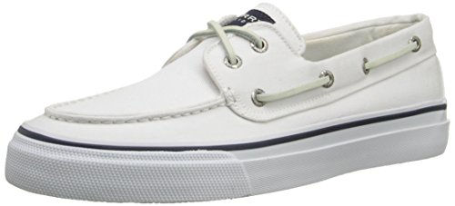 Sperry Damen Bahama Core Tex. White Sneaker, Weiß), 41 EU - Jungen Sperries