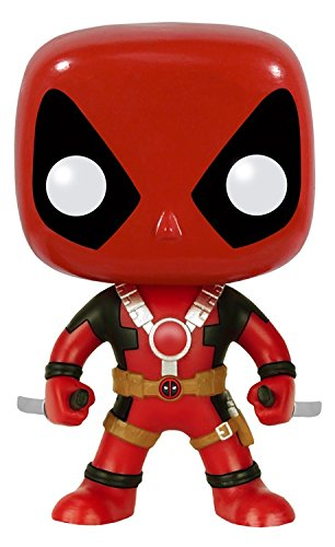 Pop! Film: Deadpool - Due Spade (Two Swords) Figura Di Azione