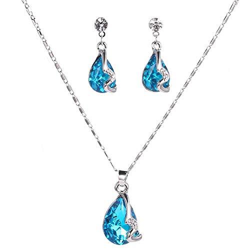 Sukkhi Cubic Zirconia Chain for Women (Silver)(PS80911)