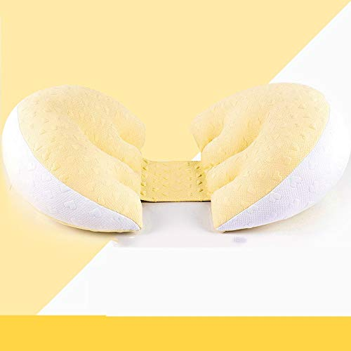 SYLOZ Bauch U-Typ Schwangere Frauen Kissen Taille Seite Schlafkissen, Für Schwangere Frauen, Postpartale Mutter, Baby Kissen Verwendet U-Shaped Pillow (Color : C) (Bauch Schwangeren Kaufen)