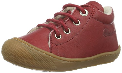 Naturino Unisex Baby 3972 Lauflernschuhe Rot (Rot_9109)
