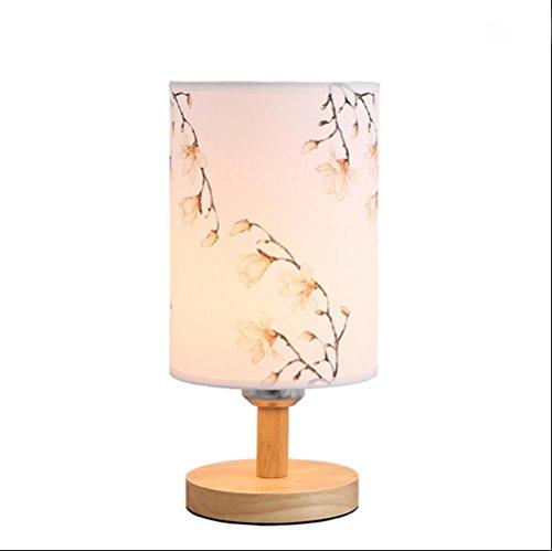 Die Futterlampe Schlafzimmer Nachttischlampe LED Plug-in (Bein Kostüm Lampe Die)