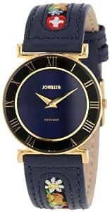 Jowissa Damen-Armbanduhr XS Roma Ethno Analog Leder J2.038.M