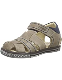 Primigi 1361355 Bleu Chaussures Sandales Talon Bébé Larmes fermé Orteil 26 XpgiDta0