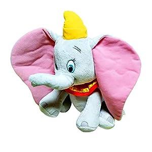 YRBB Juguete De Peluche 1 P 30 Cm Dumbo Elefante Juguetes De Peluche Animales De Peluche Juguetes para Niños Regalo Creativo Muñeca para La Colección Decoración del Hogar Juguetes