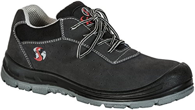 Seba 576 CE Zapato baja S1P SRC, Gris, talla 44