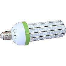 60w LED Corn Light - Replaces 200w Metal Halide/SON GES/E40 cap 6000k Daylight