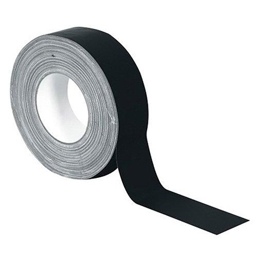 stagetape-30005465-accessory-gaffa-matt-pro-tape-50-mm-x-50-m-schwarz