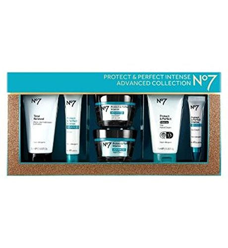 No7 Protect & Perfect Prélèvement Intense Avancée - Lot De 2