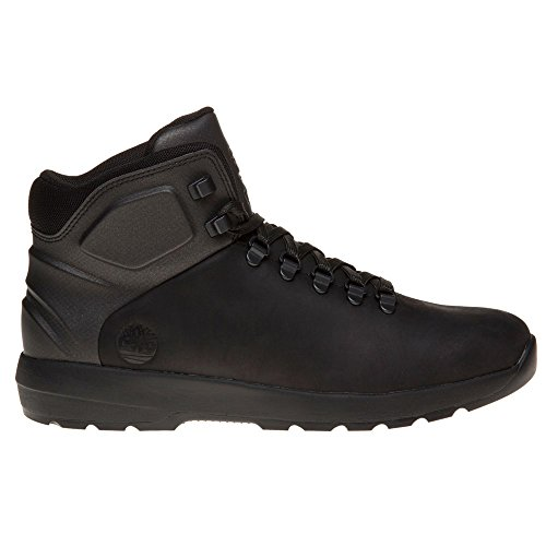 Timberland - Chaussures montantes - westford mid leather Noir