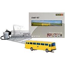 Faller 162008 Car System MB O302 Postal Bus Starter Set III