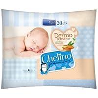 Toallitas Dermo Sensitive Chelino Easy & Go (20 ...